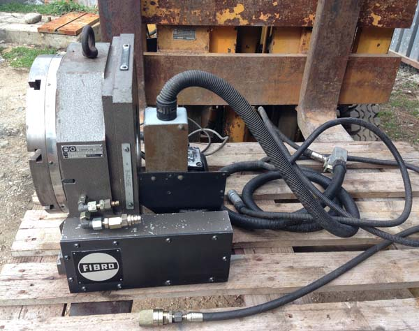 4-th Axis Fibro 340 mm 1