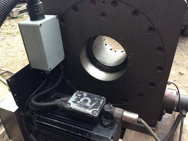 4-th Axis Fibro 340 mm 2