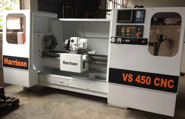 Harrison VS 450 CNC Lathe