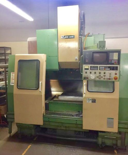 Mori Seiki MV Junior Vertical Centre  - 5