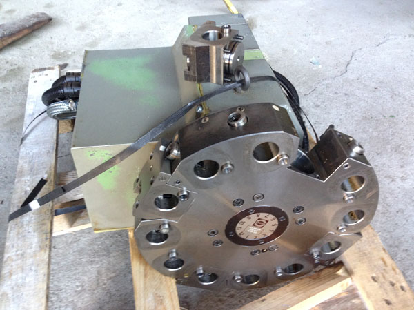 Revolver Head plus C-axis for CNC Lathe
